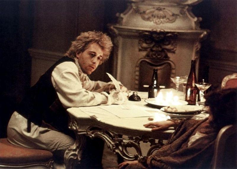 Anotações sobre Mozart provocadas pelo filme Amadeus