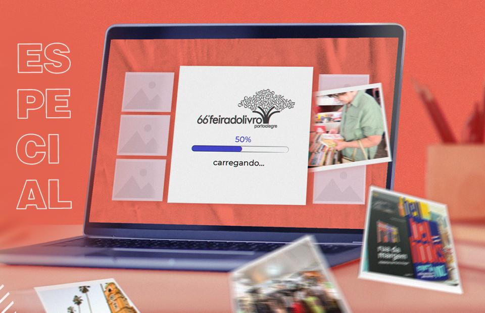 Feira do Livro sem praça: na pandemia, livreiros e editoras se preparam para edição online