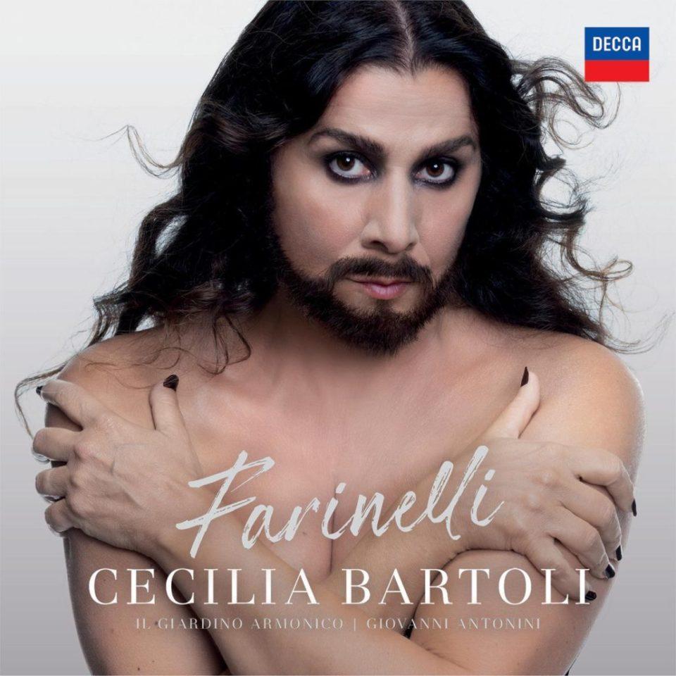 Impossível ficar indiferente à capa do último CD de Cecilia Bartoli