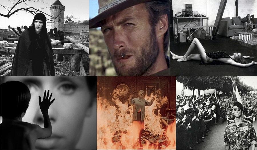 Seis filmes clássicos que completaram 50 anos em 2016