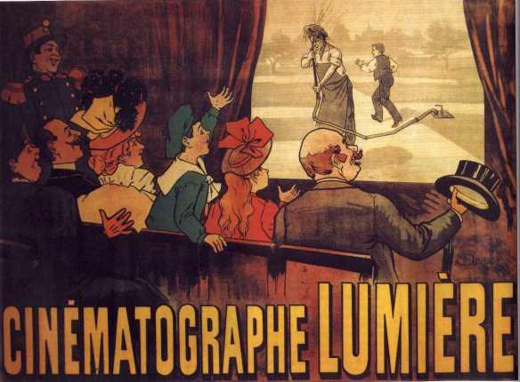 O dia em que os irmãos Lumière mostraram o cinema ao mundo