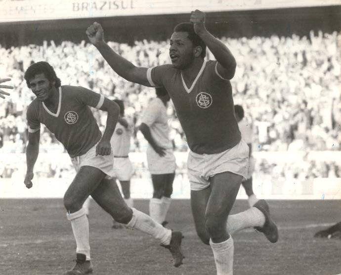 Morreu Claudiomiro, o maior centroavante que vi jogar no Inter