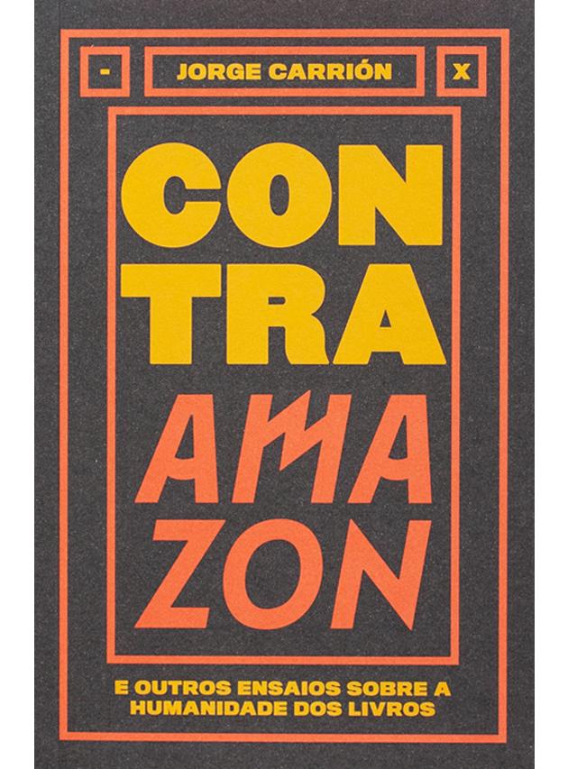 Contra Amazon, de Jorge Carrión