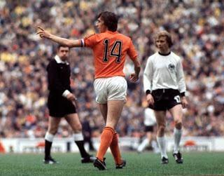 Cruyff colocou o futebol holandês no mapa