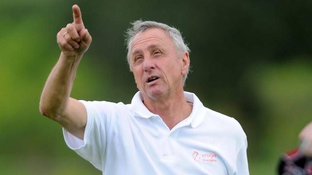 Johan Cruyff: o mais revolucionário dos jogadores