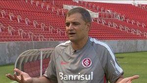 Diego Aguirre: na Libertadores, só os melhores, tá?