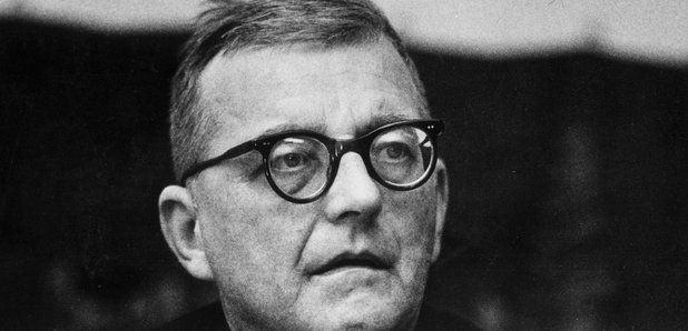Notinha sobre Shostakovich