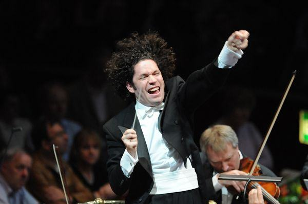 dudamel hair