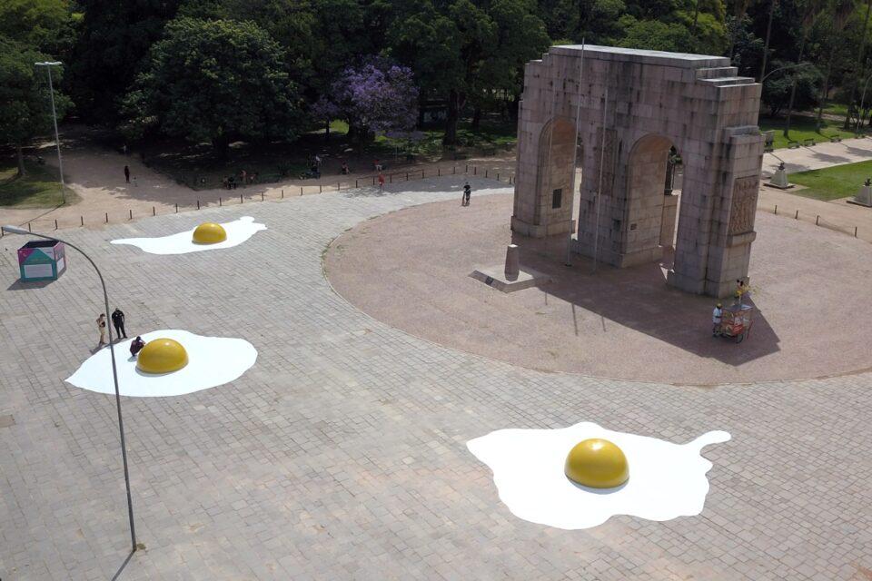 Eggcident em Porto Alegre