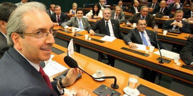 Algumas abordagens a Eduardo Cunha e um desejo
