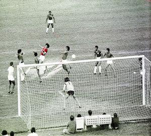 O chamado gol iluminado de Figueroa. Iluminado e decisivo