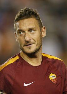 O grande Francesco Totti