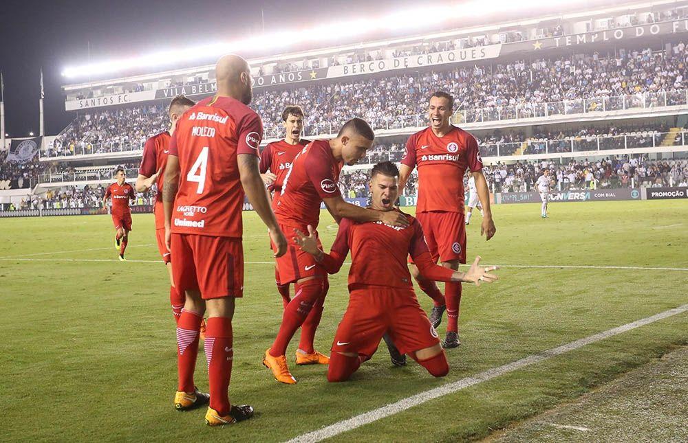 Bom dia, Odair (com os melhores momentos de Santos 1 x 2 Inter)