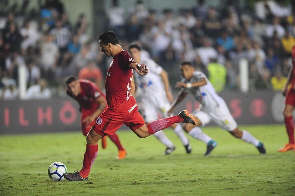 De pênalti, Damião marca seu 100º gol jogando pelo Inter | Foto: Ricardo Duarte