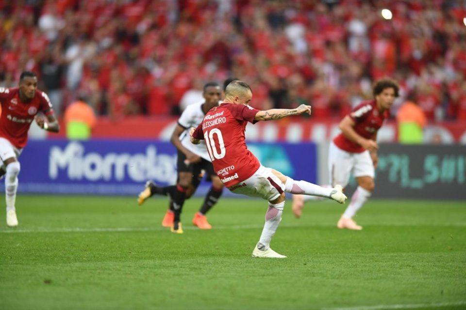 Bom dia, Odair (com os gols de Inter 2 x 1 Vitória)