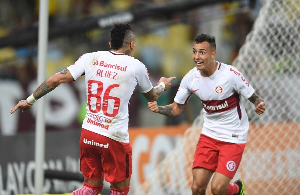 Bom dia, Odair (com os lances de Fluminense 0 x 3 Inter)