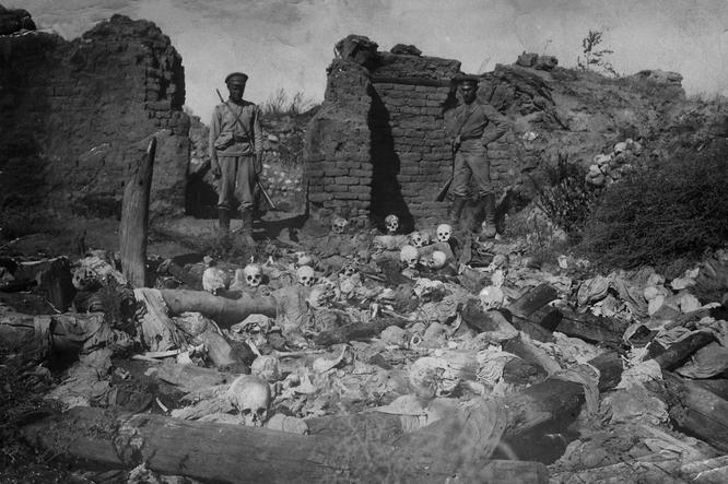 genocidio armenio 1