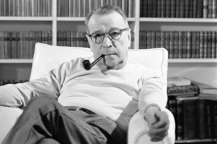 Eu, Vassily e Georges Simenon