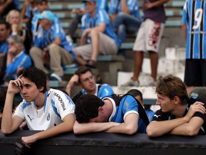 É pura matemática, o Grêmio detém o recorde de maior jejum de títulos importantes da história do RS