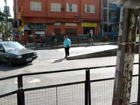 Ser pedestre em Porto Alegre