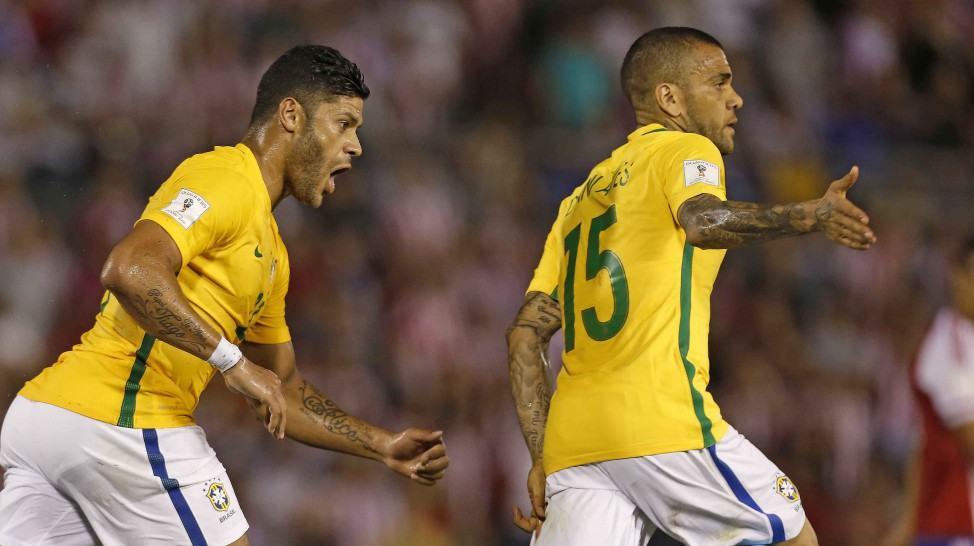 Brasil empata no fim e quase vira: 2 x 2 com o Paraguai (veja os melhores lances)