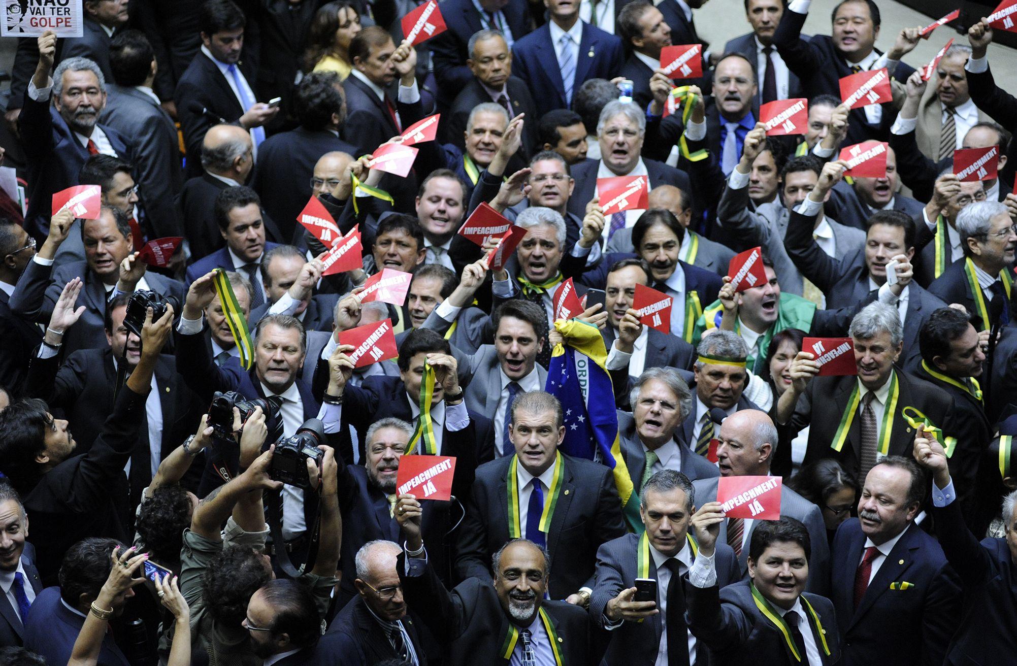 Lembram daquela exposição de mediocridade quando do impeachment de Dilma?