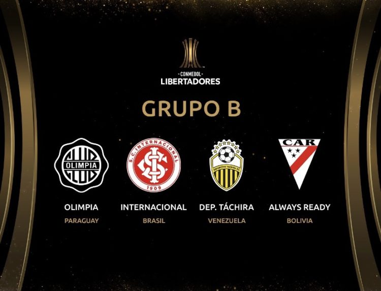 O Grupo B da Libertadores 2021