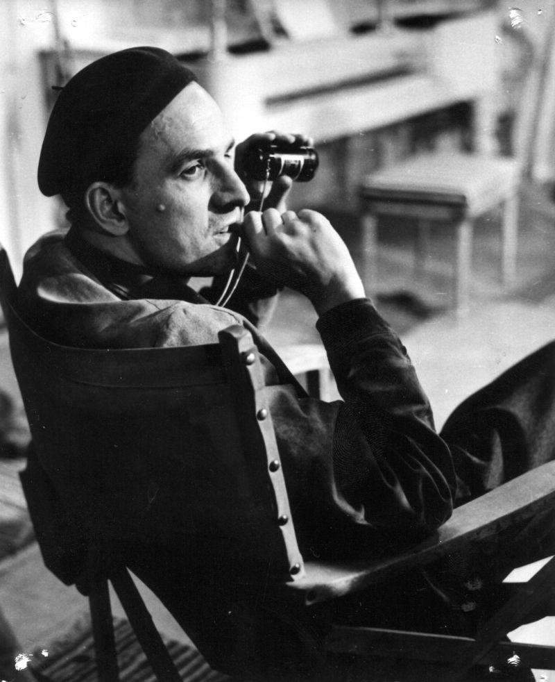 Carta de Stanley Kubrick para Ingmar Bergman