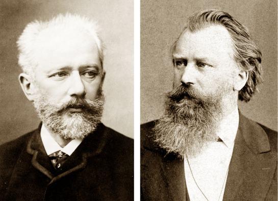 """""""Ignoro tudo o que venha daquele canalha"""", escreveu Tchaikovsky sobre Brahms"""