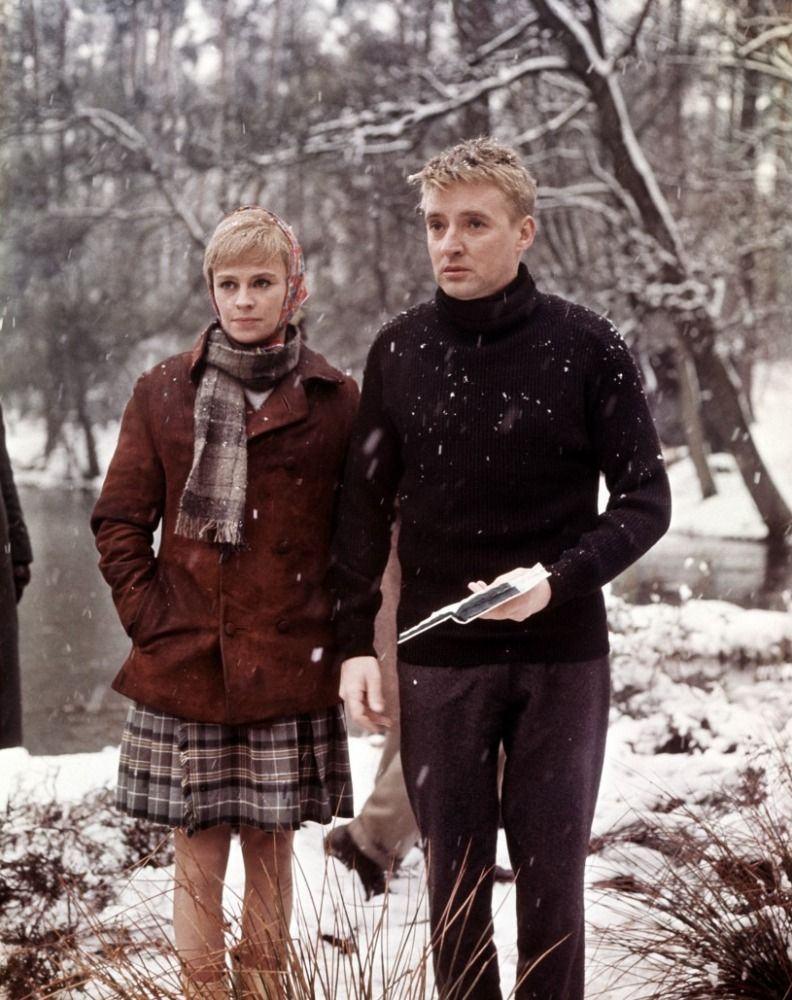 Esta cena, você sabe, não tem no livro. É Truffaut salvando a história... E o naufrágio de seu filme.