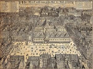 Leipzig no século XVIII