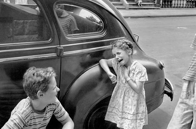 Fotografias de Helen Levitt (1913-2009)