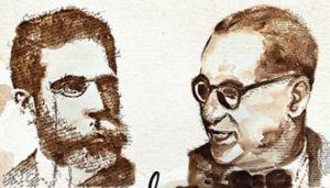 Machado de Assis e Guimarães Rosa.