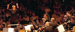 Foto do concerto realizado na Cidade das Artes, no Rio de Janeiro, com o mesmo repertório de Porto Alegre