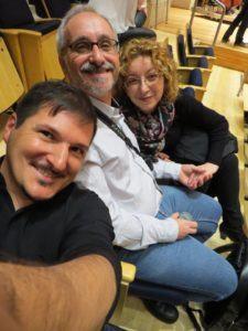 Os penetras Mateus Rosada, Milton Ribeiro e Elena Romanov | Foto: Mateus Rosada
