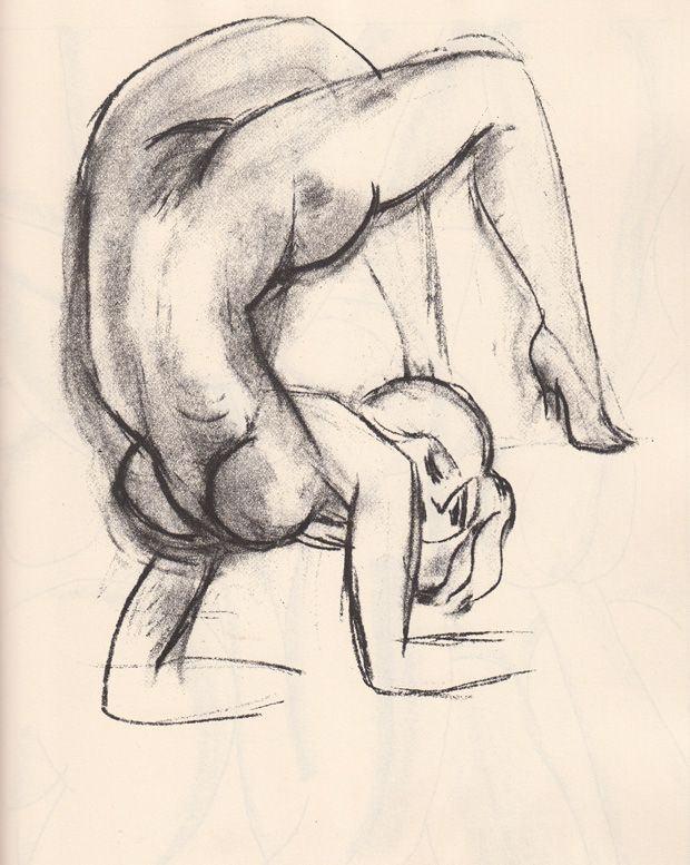 Os desenhos de Henri Matisse para uma edição do Ulysses de James Joyce em 1935