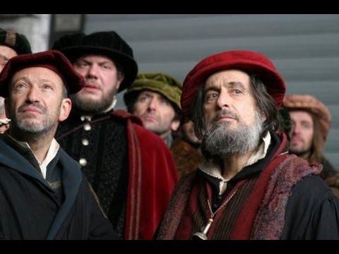 Al Pacino em O Mercador de Veneza