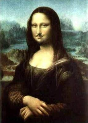A Mona Lisa de Duchamp
