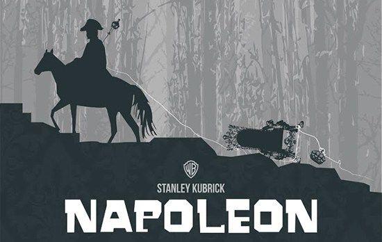 """O """"Napoleão"""" de Kubrick nunca chegou a ser filme, mas acabou livro"""