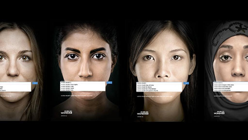Campanha das Nações Unidas para os direitos da Mulher