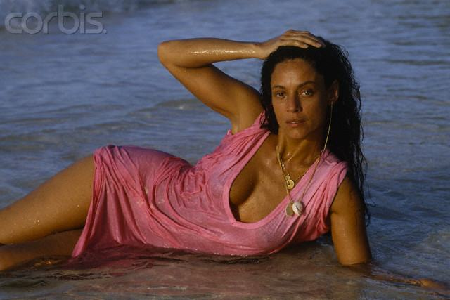 Brazilian actress Sonia Braga