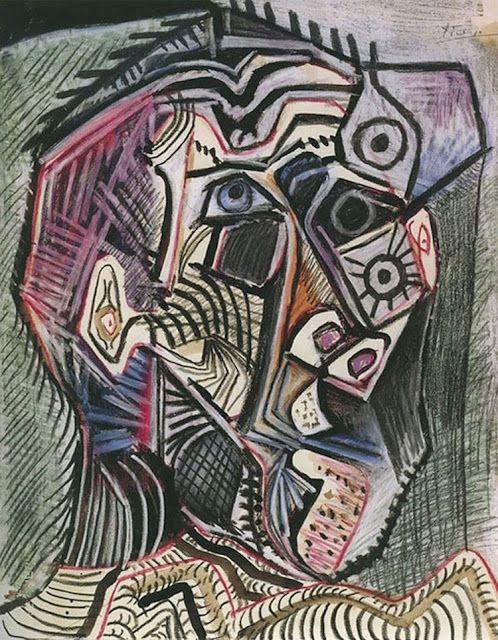pablo-picasso-self-portraits-11