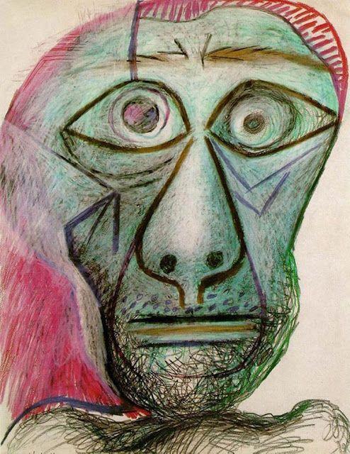 pablo-picasso-self-portraits-12