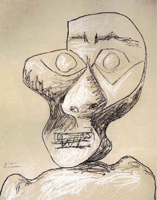 pablo-picasso-self-portraits-13