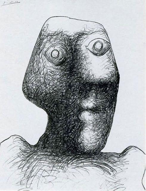 pablo-picasso-self-portraits-14