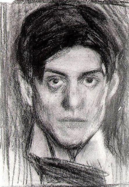 pablo-picasso-self-portraits-2
