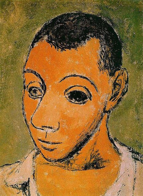pablo-picasso-self-portraits-4