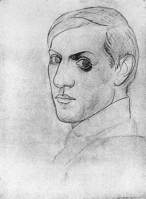 pablo-picasso-self-portraits-6