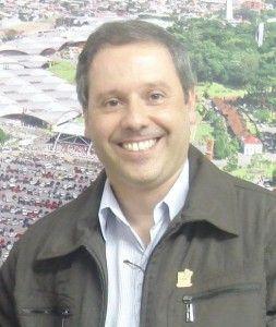 Paulo Borges, O Homem do Tempo fez chover