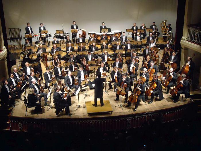 Teraoka avisa que vai começar o Prokofiev | Foto: Milton Ribeiro